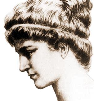 Гипатия Александрийская- последний ученый Александрийской Библиотеки