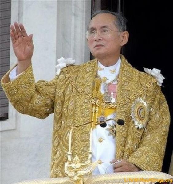 Траур в Тайланде: Прощание с Великим Монархом