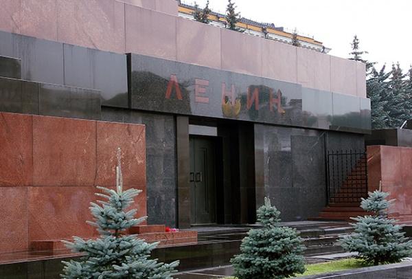 История и символизм мавзолея В.И.Ленина