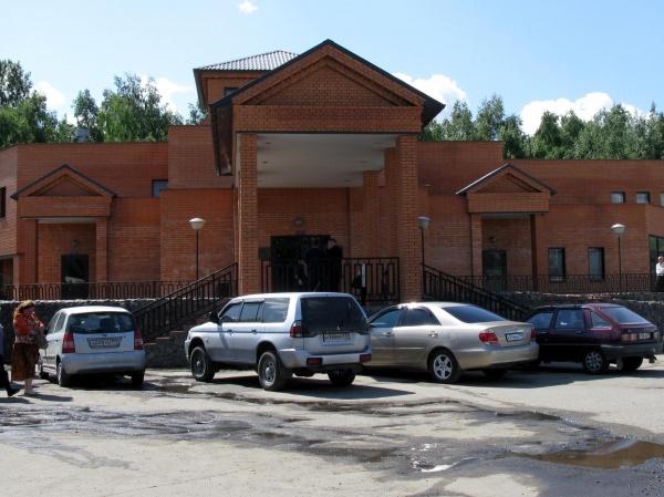 Крематорий ЗАО «Горбус»