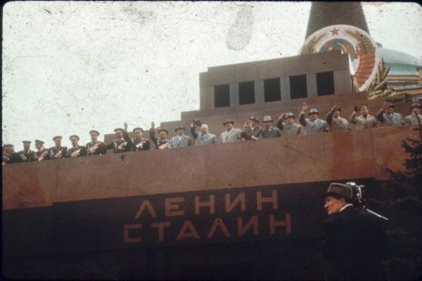 31 Октября 1961 года вторые похороны Иосифа Сталина