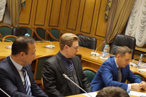 Третье заседание Экспертного Совета по вопросам профессиональных стандартов